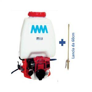 Irroratore a spalla a motore Topspray