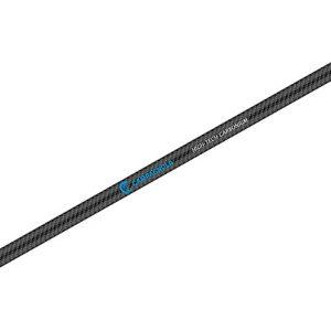 Asta di prolunga pneumatica FISSA in CARBONIO -CAMPAGNOLA – da 150 Cm senza impugnatura