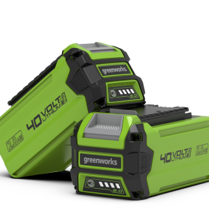Batteria ricaricabile GREEENWORKS linea 40 V da 2.0Ah