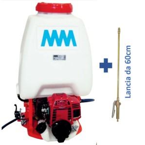 Irroatore a spalla MM SPRAY a motore con pompa professionale