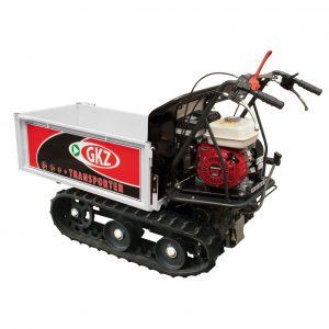 Minitransporter Cingolato portata/carico 300kg – Motore HONDA GX160 4.8HP