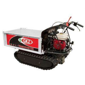 Minitransporter Cingolato portata/carico 500kg – Motore HONDA GX200 5.5HP