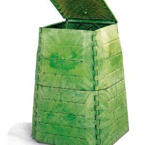Compostiera a base Quadrata da Giardino per rifiuti organici – 341lt