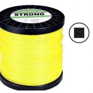 Filo per decespugliatore STRONG quadro diametro 4,0mm – 110mt