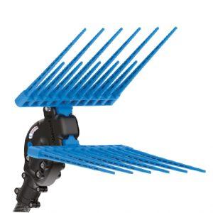 Abbacchiatore Elettrico Campagnola ELEKTRA – KIT con asta di ALLUMINIO da 185cm  270 cm