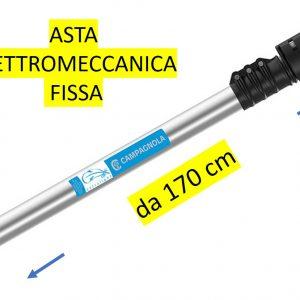 Asta di prolunga Elettromeccanica in Alluminio CAMPAGNOLA – FISSA da 170 CM