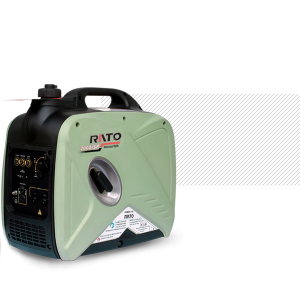 Generatore RATO 2000IS con INVERTER